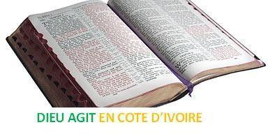 MESSAGE RECU PAR LE PASTEUR KONE MALACHIE
